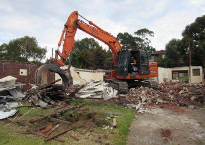 Allareas Earthmoving - Demolition 002