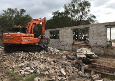 Allareas Earthmoving - Demolition 008