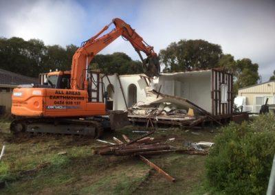 Allareas Earthmoving - Demolition 003