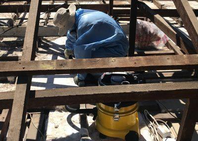 Allareas Earthmoving - Asbestos Removal 003