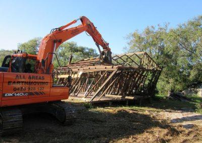 Allareas Earthmoving - Demolition 005
