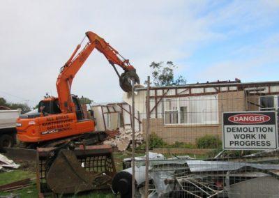 Allareas Earthmoving - Demolition 006